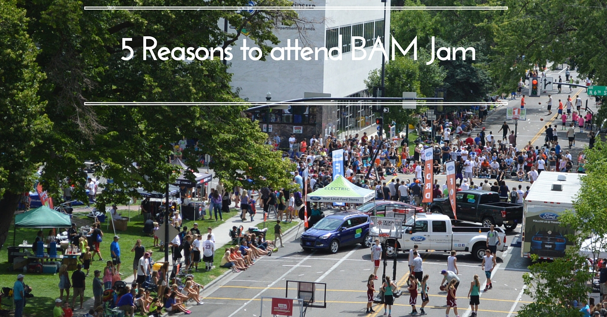 5 Reasons to Attend BAM Jam
