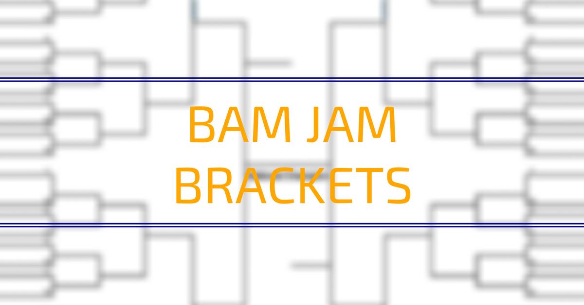 bam jam brackets